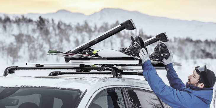 Thule snow pack