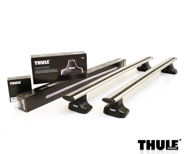 Kit THULE MERCEDES BENZ B-class(W246), 5-dr Hatchback 12- Kit THULE 3116 - фото 2