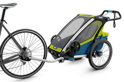 Thule Chariot Sport 1,  Blue & Green