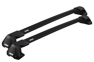Thule EDGE Clamp Black  pre Škodu Octáviu III Hatch 2013 - ,