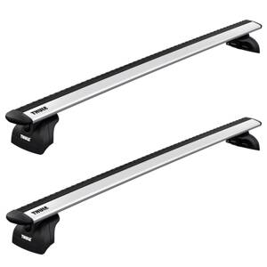 Thule WingBar EVO pre Peugeot Partner 2019 - , fix point