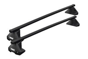 Thule Square Bar Clamp pre BMW 2 Active Tourer 2014 - , bez lyžín