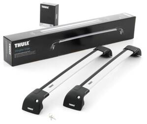 Thule WingBar Edge,  VOLVO V60 Cross Country, 5-dr Kombi, 15- , Kit 4021