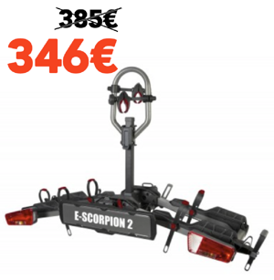 Car Face  E-Scorpion 2 E-bike special