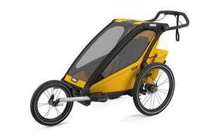 Thule Chariot Sport 1 Spectra Yellow 2021+ Run set